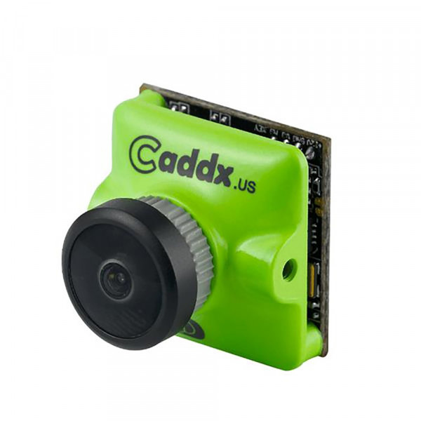 "Caddx - Camera FPV Mod. Turbo Micro F2 -  CMOS 1/3"" - 2.1mm - 1200TVL 16:9 / 4:3 - PAL/NTSC"