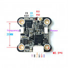 Modulo TX Video FPV Mini VTX5848 - 5.8G 48CH 25/100/200mW con OSD