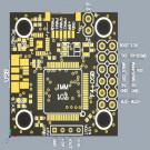 Omnibus Mini F4 Flight Controller con OSD per Droni Racer FPV