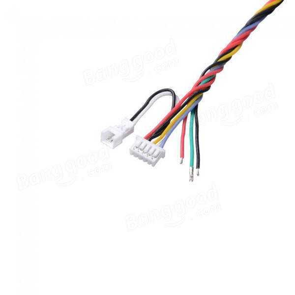 Foxeer - Cavo per Cam FPV Predator Mini / Micro V1-V2 e Foxeer Arrow Mini / Micro Pro