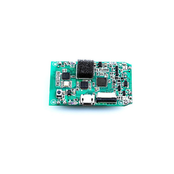Receiver PCBA Board - Hubsan X4 Cam Plus - H107C+ / H107D+