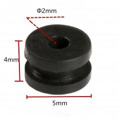 iFligh - Set 10 Pz. M2 Supporti in Gomma Anti Vibrazioni