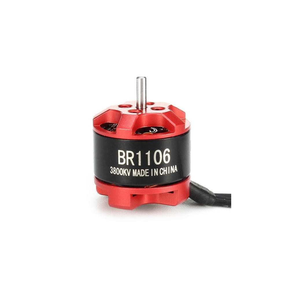 Racerstar - Motore Brushless BR1106 3800KV 3S per Droni Racer FPV