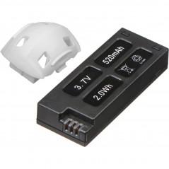 Batteria 520mAh - Hubsan FPV X4 Plus - H107D+