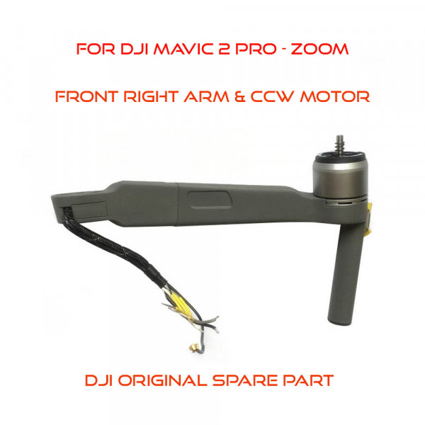 DJI Mavic 2 Pro / Zoom - Front Right Arm & CCW Motor