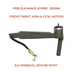 DJI Mavic 2 Pro / Zoom - Front Right Arm & CCW Motor