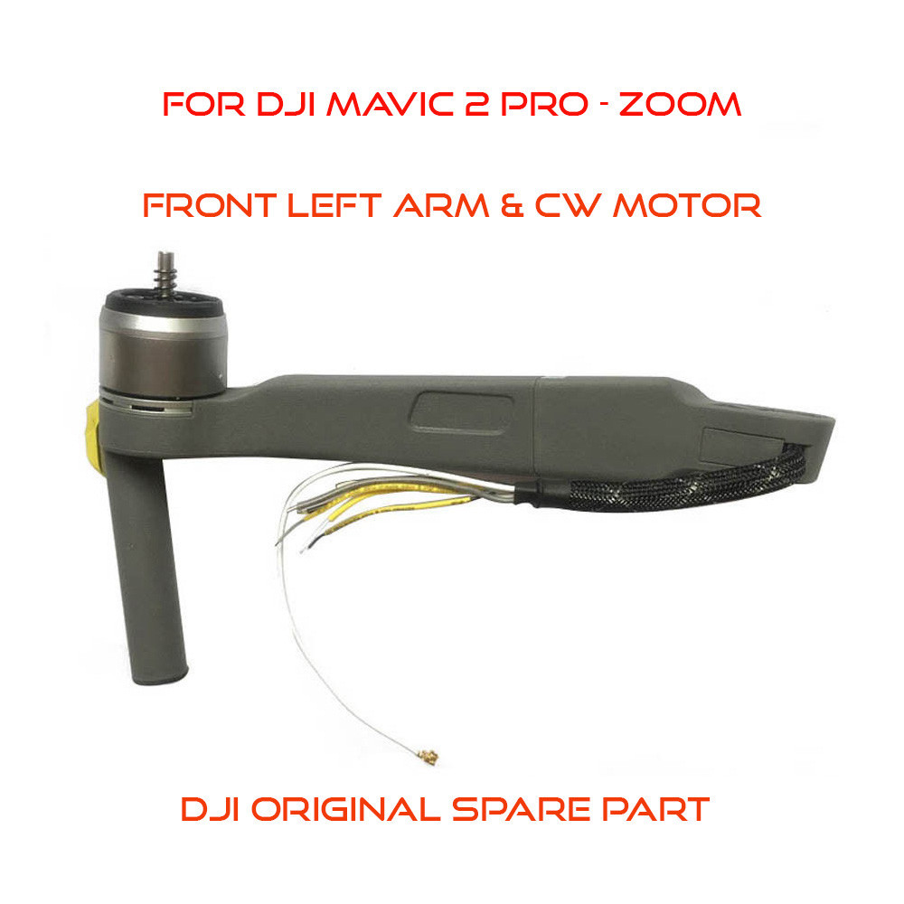 DJI Mavic 2 Pro / Zoom - Front Left Arm & CW Motor