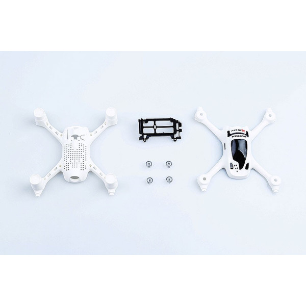 Body shell set - Hubsan FPV X4 Plus - H107D+