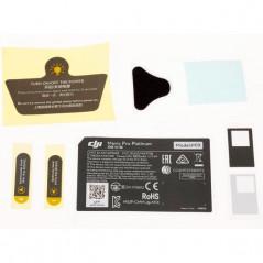 DJI Mavic Pro Platinum - Set Adesivi - Stickers