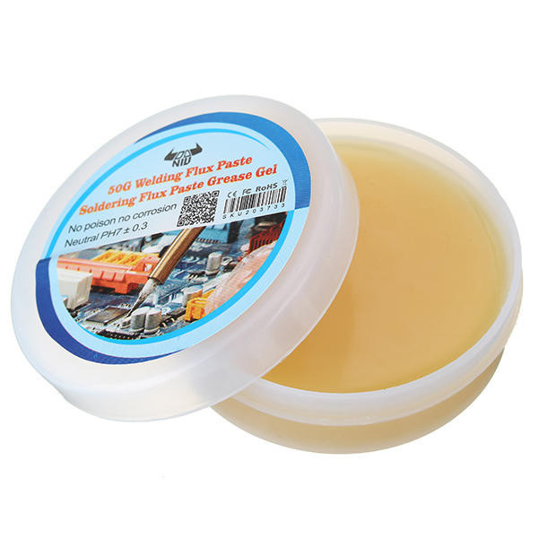 Daniu - Confezione Pasta saldante flussante Gel