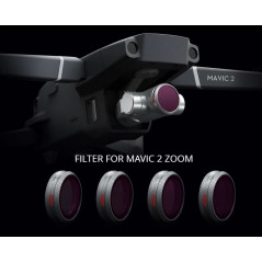 PGYTECH -  DJI Mavic 2 Zoom - Filter ND SET Advanced