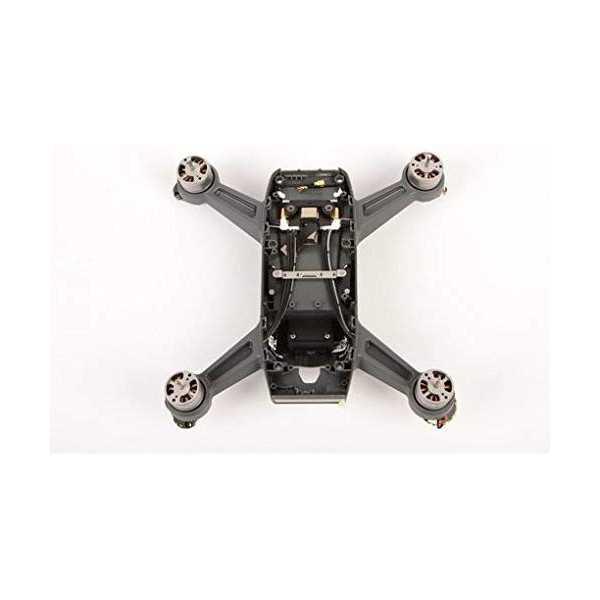 DJI Spark - Kit di riparazione con Frame pre-assemblato, Motori, ESC e sensori