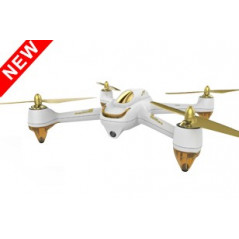 Hubsan X4 FPV Brushless - H501S - SOLO VELIVOLO (Colore Bianco)