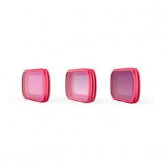 PGYTECH - DJI Osmo Pocket - Filter Set Pro (CPL, ND8, ND16)