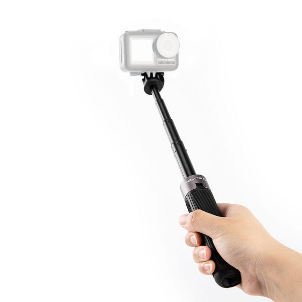PGYTECH - DJI Osmo Pocket/Action Camera Extension Pole Tripod Mini
