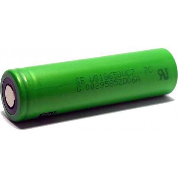 Batteria Sony 18650 - VTC7 - 3500mAh - 3.7 Volt