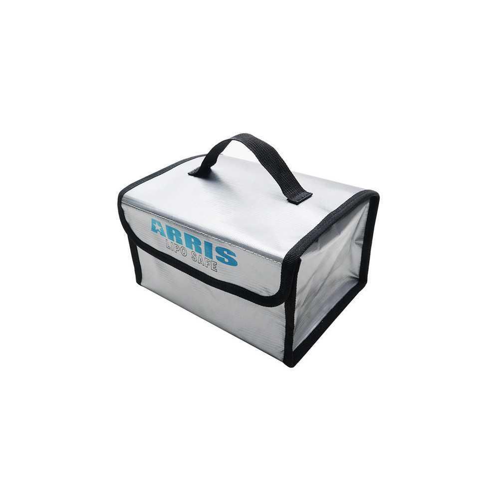 Borsa ignifuga per batterie Li-Po