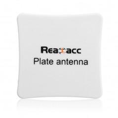Realacc - Antenna a pannello 5.8G 8dBi SMA Maschio - Colore Bianco