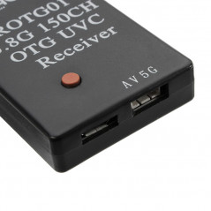 Eachine ROTG01 UVC - Ricevitore OTG FPV 5.8 GHz 150CH per dispositivi Android