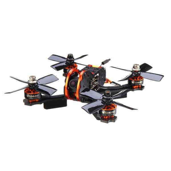 Eachine TYRO 79 FPV Racing Drone 140mm 3 Pollici F4 OSD 20A BLHeli_S 40CH 200mW 700TVL