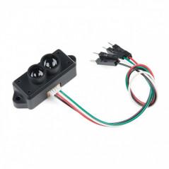 Sensore LIDAR TF Mini TOF Range Finder per FC PixHawk Arduito e porte UART