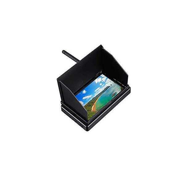 "FPV Monitor 4.3"" LCD 480x272 16:9 NTSC/PAL"