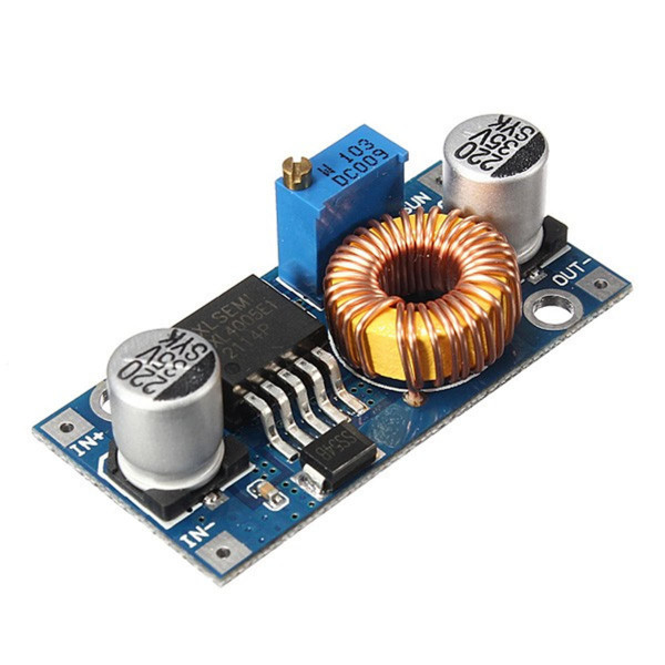 Geekcreit 5A XL4005 DC-DC Modulo Step Down riduttore regolabile