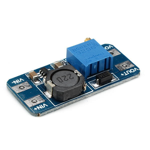 DC Boost Converter 2A Power Supply Module 2V-24V To 5V-28V