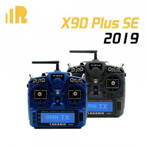 FrSky Taranis X9D Plus SE 2019 24CH ACCESS ACCST D16 - Mode 2