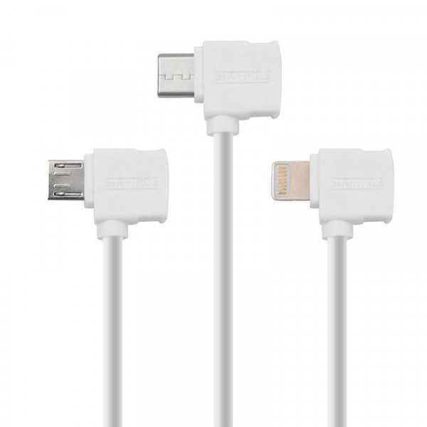 STARTRC - Cavo USB line 30cm per Mavic Air/Pro e Spark - Micro