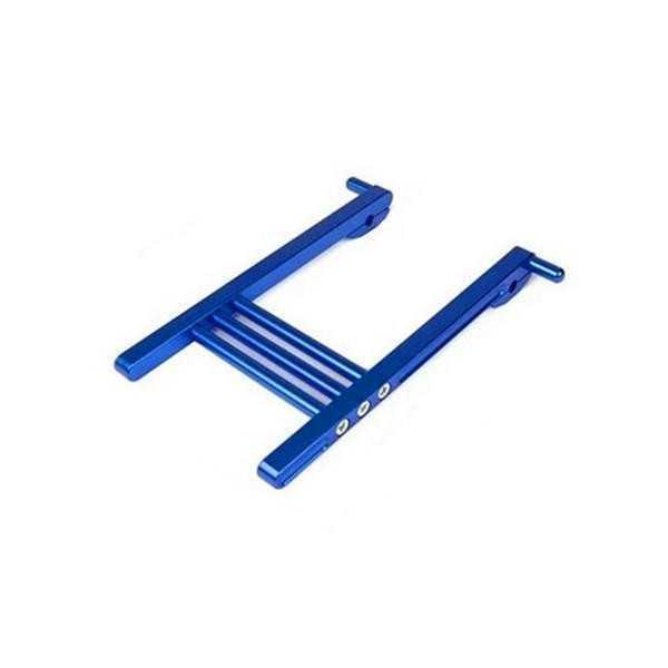 Supporto in Lega di Alluminio per Radiocomando colore blu