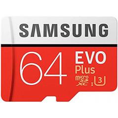 Samsung MicroSD MB-MC64GA EVO Plus da 64 GB UHS-I U3