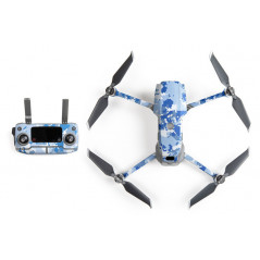DJI Mavic 2 Pro/Zoom - Skins Ocean Digital Camouflage - Pgytech