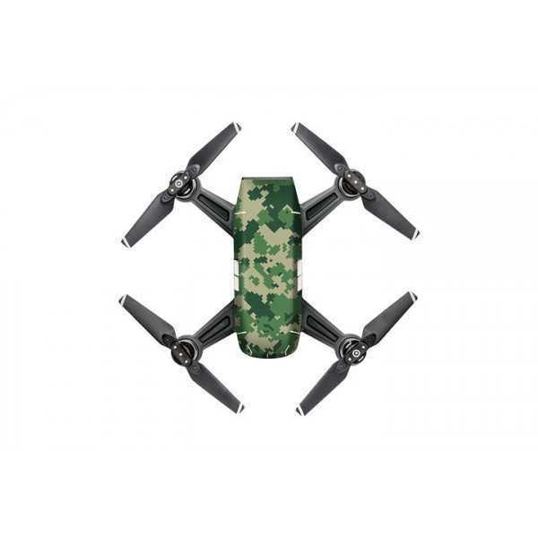 DJI Mavic 2 Pro/Zoom - Skins Forest Digital Camouflage - Pgytech