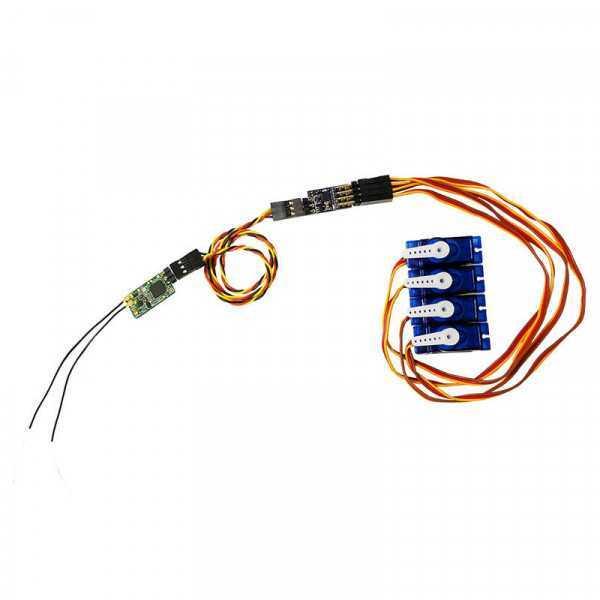 Convertitore da SBUS a PWM per FrSky R-XSR XM + XSR R9MM ricevitore