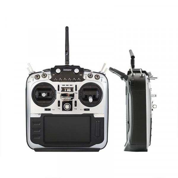 Jumper T16 Pro V2 Hall Sensor Gimbals OpenTX Multi protocollo - Mode 2