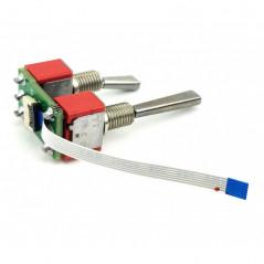 Jumper - Kit Switch originali SC/SD con Flat per T16/T16 PLUS/T16 PRO