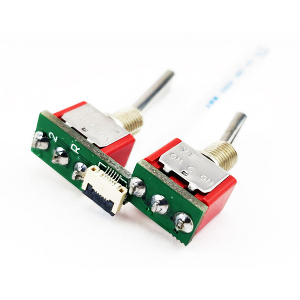 Jumper - Kit Switch originali SE/SF per T16/T16 PLUS/T16 PRO