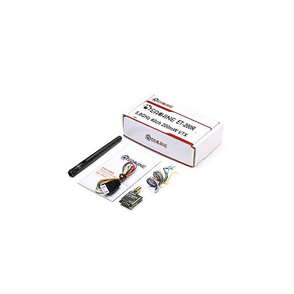 Eachine ET200R 5.8G 40CH 200mW Mini Transmitter With RaceBand