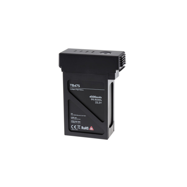 DJI Matrice 600 Pro (M600) - Intelligent Flight Battery TB47S LiPo 6S 4500mAh