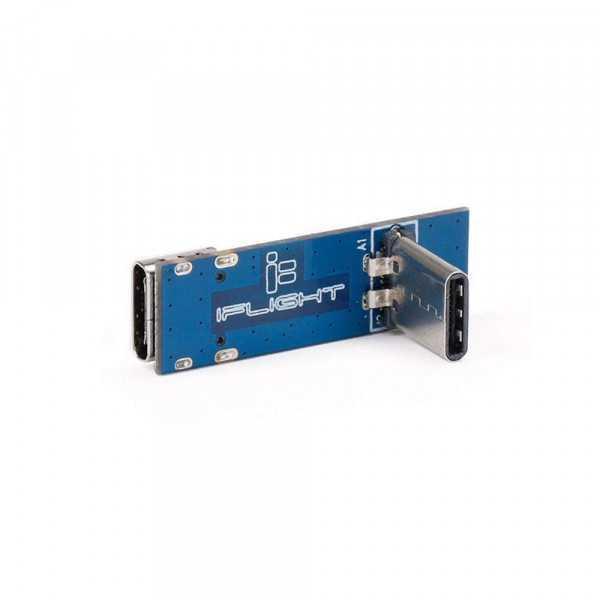 iFlight - L-Type Micro USB Extend Plate Board