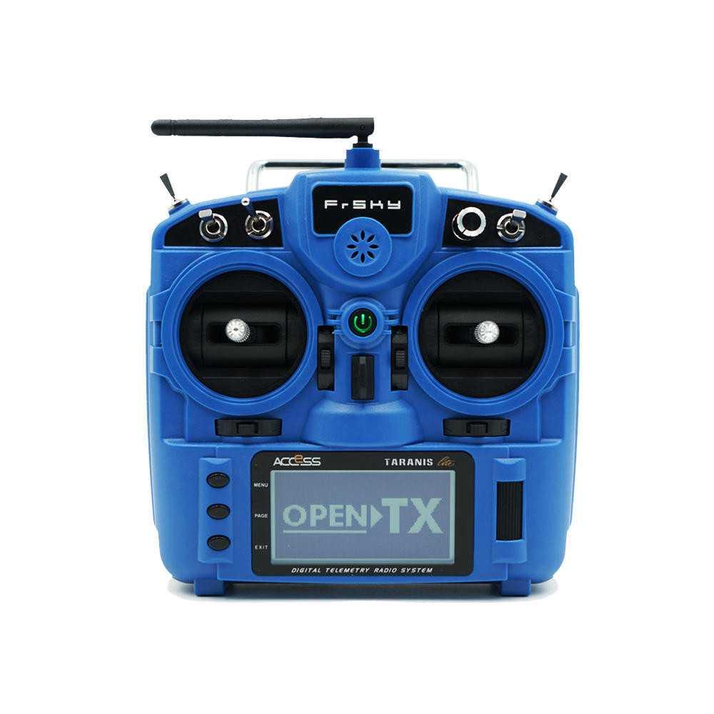 FrSky Taranis X9 Lite Blue FCC Version