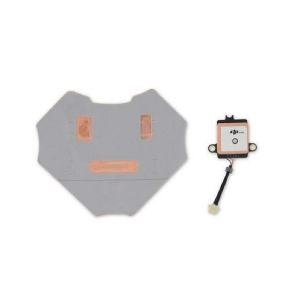 DJI Phantom 4 Pro - Modulo GPS - Part 01