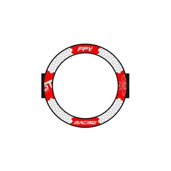LDARC - Gate circolare Indoor Outdoor diametro 765MM per Droni FPV Racer