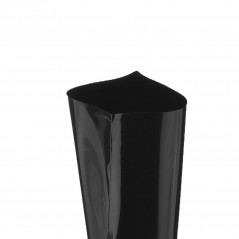 Tubo termorestringente nero in PVC 80 mm per batterie LiPo