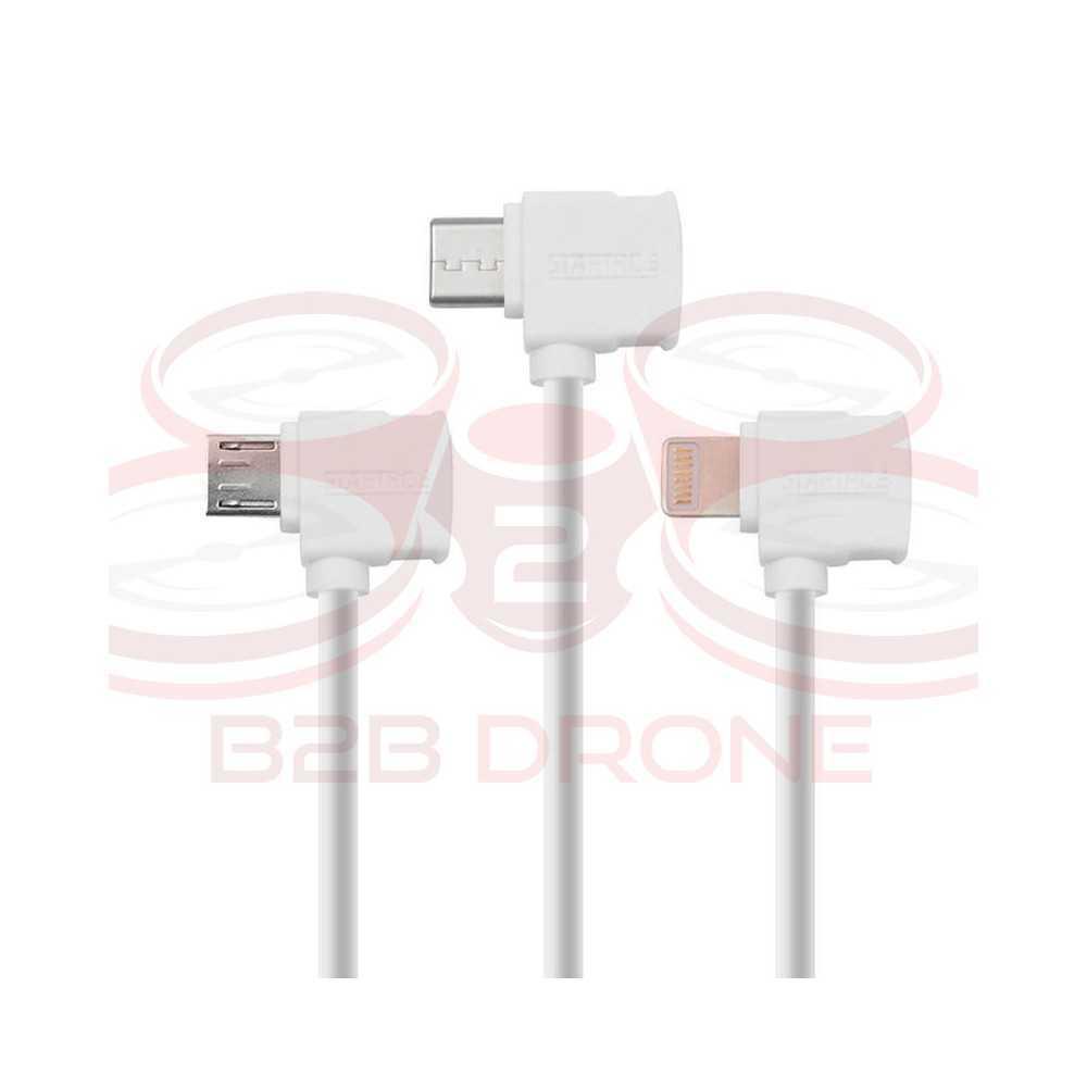 STARTRC - Cavo USB line 30cm per Mavic Air/Pro e Spark - Type C