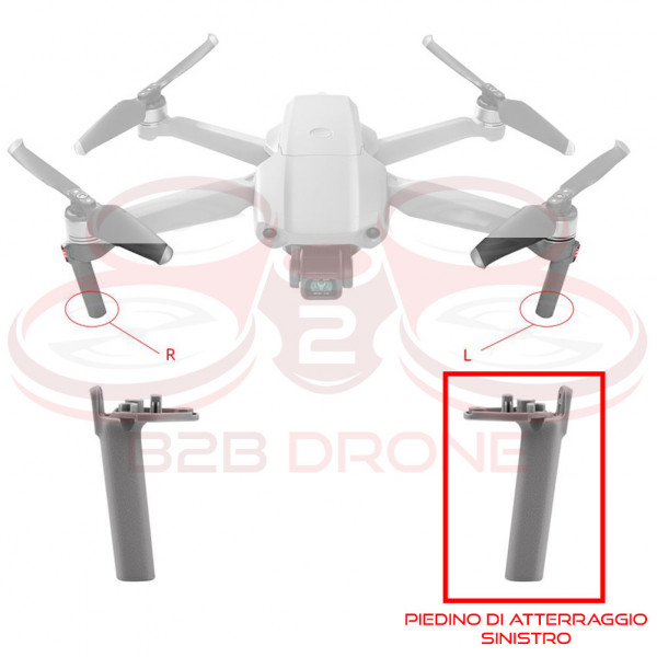 DJI Mavic Air 2 - Left Front Landing Gear