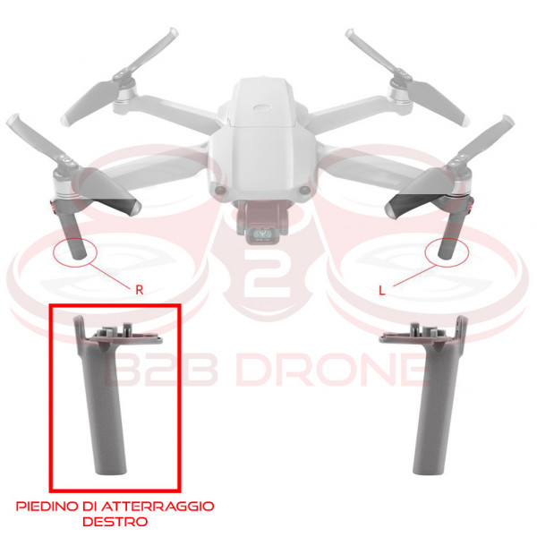 DJI Mavic Air 2 - Right Front Landing Gear
