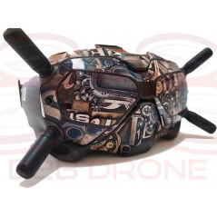 Skin per DJI FPV Goggles - MECHANICAL