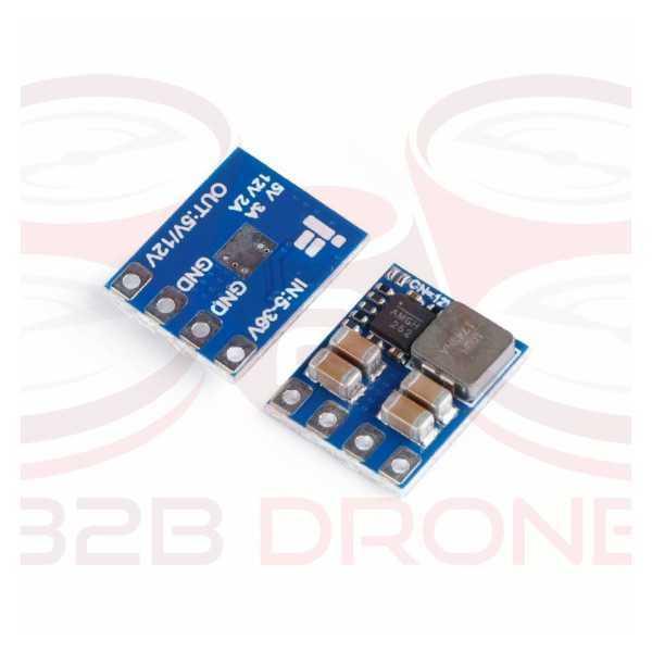 iFlight - Micro BEC 2-8S - OUTPUT 5 - 12 Volt